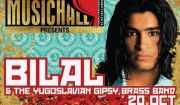 Bilal & The Yugoslavian Gipsy Brass Band Live at MusicHall Beirut