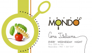 Cena Italiana - Every Wednesday at Caffe Mondo - Phoenicia Hotel