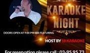Karaoke Night at Al-Mandaloun every Monday
