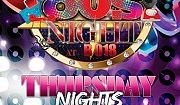 MIX FM'S 80'S NIGHT at B018 every Thursday