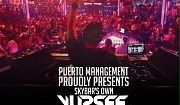 Puerto management presents Skybar's own yussefk