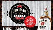 The JIM BEAM BBQ BASH at Rikky'z