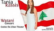 Watani Concert by Tania Kassis in Lebanon